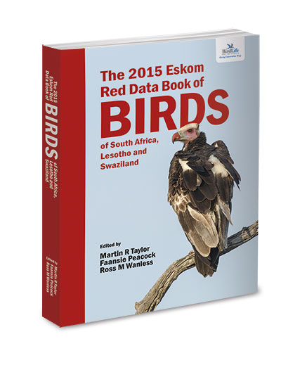The 2015 Eskom Red Data Book of BIRDS of South Africa, Lesotho and Swaziland