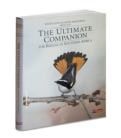 The Ultimate Companion for Birding in Southern Africa