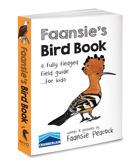 Faansie's Bird Book