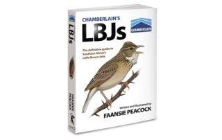 Chamberlain's LBJs cover